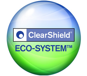 ClearShield Eco-System Logo
